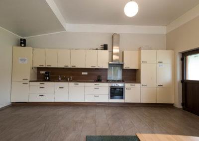Küche Baracke